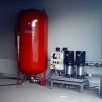 İvedik OSB hidrofor tesisatı
